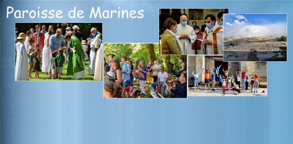 Paroisse de Marines